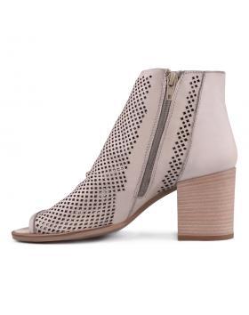Бежови дамски ежедневни боти Lynette в online магазин Fashionzona