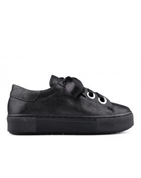 Черни дамски ежедневни обувки 0134687 в online магазин Fashionzona