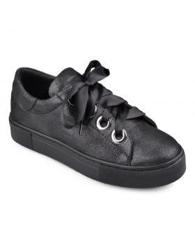 Дамски ежедневни обувки черни 0134687