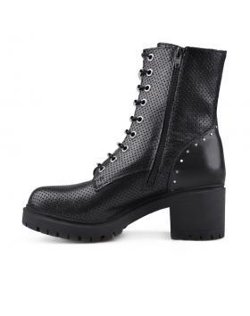 Черни дамски ежедневни боти Caresse в online магазин Fashionzona