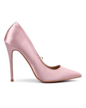 Розови дамски елегантни обувки Ninon в online магазин Fashionzona