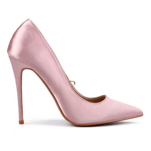 Розови дамски елегантни обувки Ninon