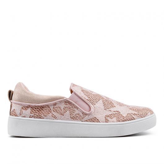 c783de0b217 Розови дамски кецове Amrita ⋙ на цена 15,07 лв — Fashionzona