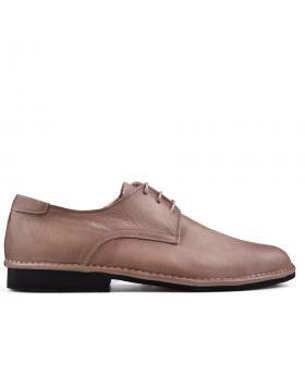 Бежови мъжки ежедневни обувки 0134578 в online магазин Fashionzona