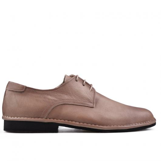Бежови мъжки ежедневни обувки Damarios