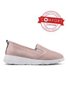 Розови дамски ежедневни обувки Azzure в online магазин Fashionzona