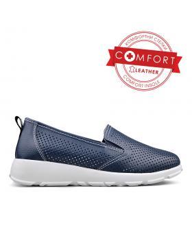 Сини дамски ежедневни обувки 0133393 в online магазин Fashionzona