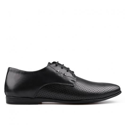 Черни мъжки елегантни обувки Damian