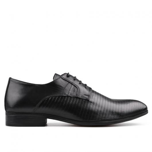 Черни мъжки елегантни обувки 0134839