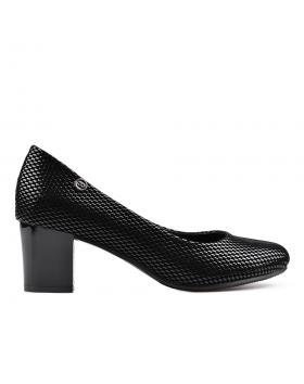 Черни дамски елегантни обувки 0134174 в online магазин Fashionzona