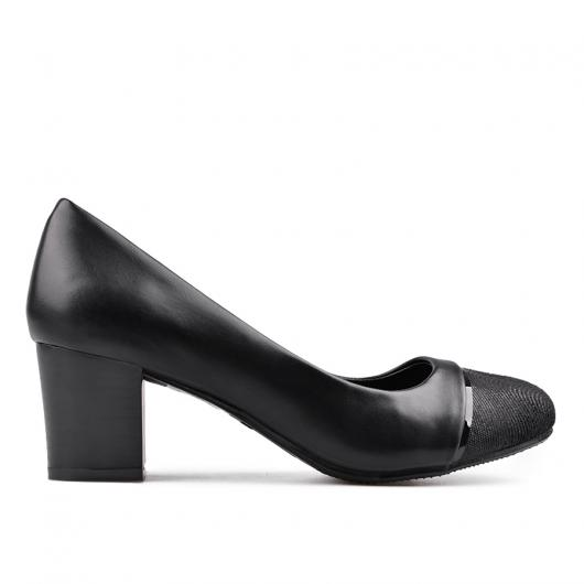 Черни дамски ежедневни обувки Maybell