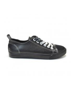 Дамски кецове черни 163098 163098 черни в online магазин Fashionzona