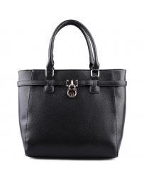 Черна дамска ежедневна чанта Lirienne в online магазин Fashionzona