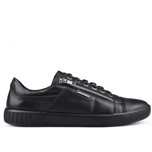 Черни мъжки ежедневни обувки Claudio