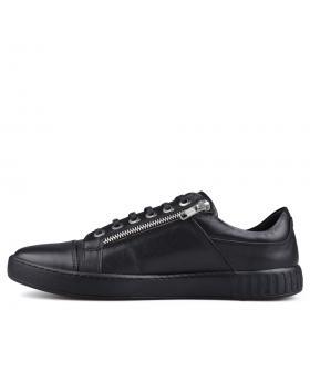 Черни мъжки ежедневни обувки Claudio в online магазин Fashionzona