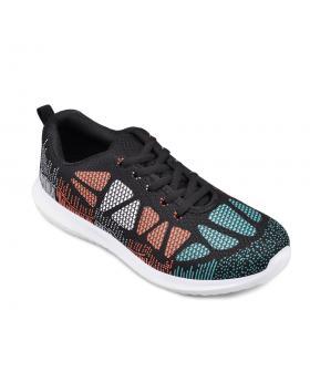 Черни дамски кецове 0133545 в online магазин Fashionzona