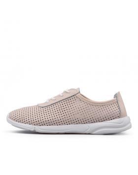 Дамски ежедневни обувки бежови 0133442