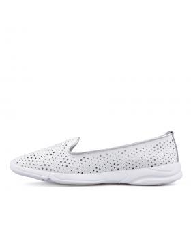 Дамски ежедневни обувки бели 0133464