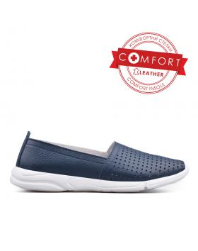 Сини дамски ежедневни обувки Diamanta в online магазин Fashionzona