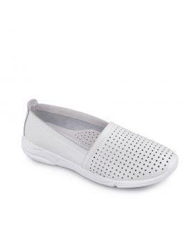 Дамски ежедневни обувки бели 0133466