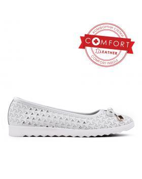 Бели дамски ежедневни обувки 0133997 в online магазин Fashionzona