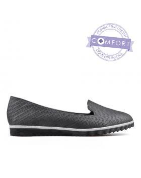 Черни дамски ежедневни обувки 0134178 в online магазин Fashionzona