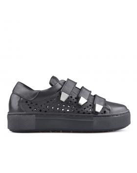 Черни дамски ежедневни обувки 0134700 в online магазин Fashionzona