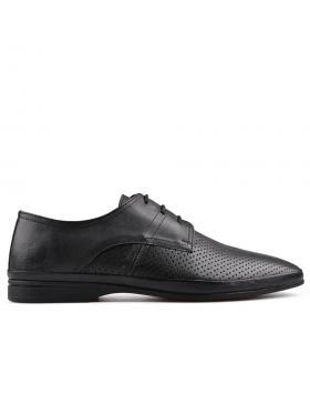 Мъжки ежедневни обувки в черен цвят 0134926 в online магазин Fashionzona
