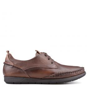 Кафяви мъжки ежедневни обувки 0134923 в online магазин Fashionzona