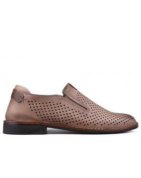 Кафяви мъжки ежедневни обувки 0134591 в online магазин Fashionzona