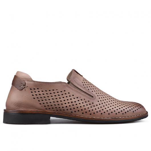 Кафяви мъжки ежедневни обувки Arryo