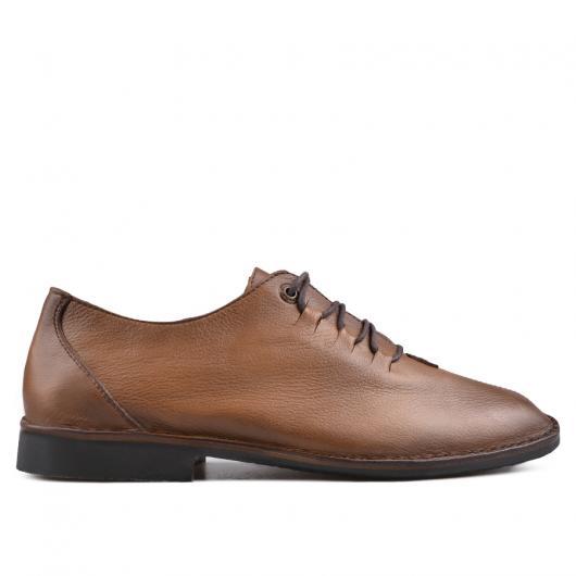 Кафяви мъжки ежедневни обувки Manolito