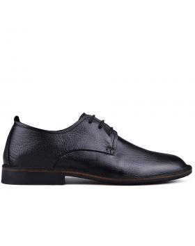 Черни мъжки ежедневни обувки 0134584 в online магазин Fashionzona