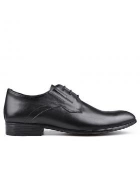 Черни мъжки елегантни обувки 0134829 в online магазин Fashionzona