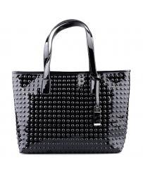 Черна дамска ежедневна чанта Golda в online магазин Fashionzona