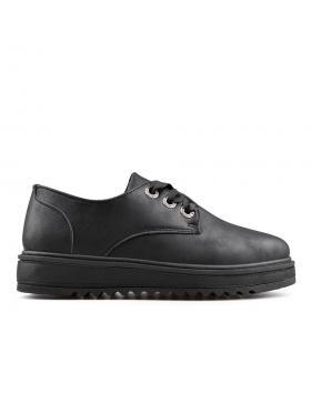 Черни дамски ежедневни обувки Ersilia в online магазин Fashionzona