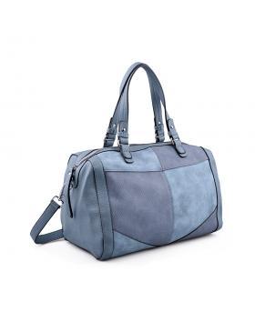 Синя дамска ежедневна чанта 0134270 в online магазин Fashionzona