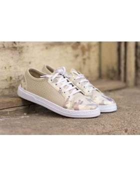 Бежови дамски ежедневни обувки 1802 в online магазин Fashionzona