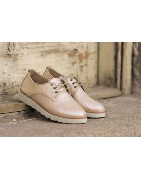 Бежови дамски ежедневни обувки 1805 1805 в online магазин Fashionzona