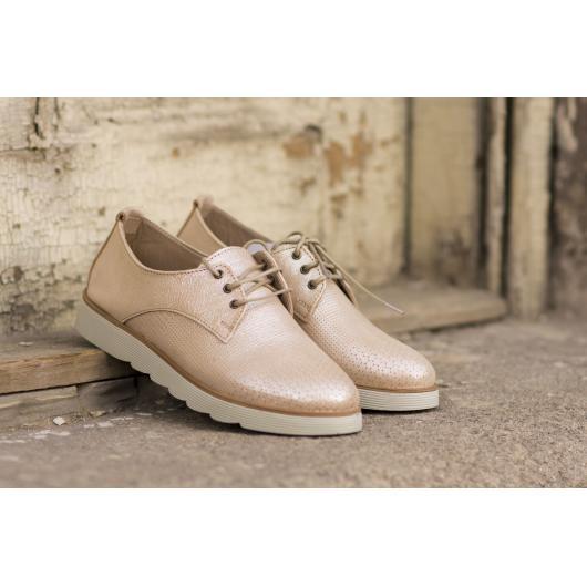 Бежови дамски ежедневни обувки 1805 1805