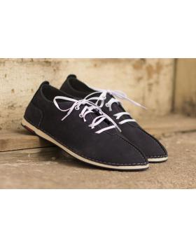Сини мъжки ежедневни обувки Damero в online магазин Fashionzona