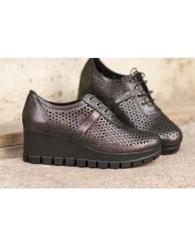 Черни дамски ежедневни обувки 3033 в online магазин Fashionzona