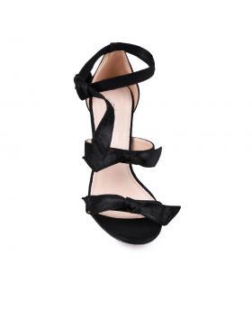 Черни дамски елегантни сандали 0133663 Ophelia в online магазин Fashionzona