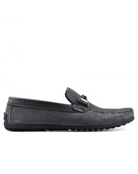 Сиви мъжки ежедневни обувки 0134900 в online магазин Fashionzona