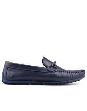 Сини мъжки ежедневни обувки Ramirez в online магазин Fashionzona
