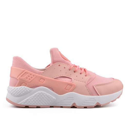 Розови дамски кецове 0134508