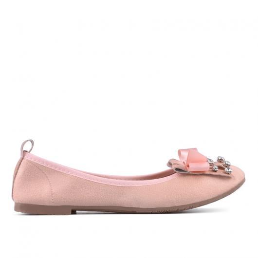 Розови дамски ежедневни обувки 0133362