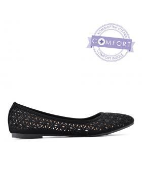 Черни дамски ежедневни обувки 0135097 в online магазин Fashionzona