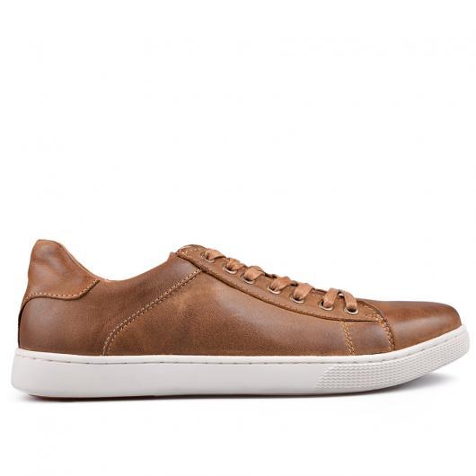 Кафяви мъжки ежедневни обувки 0133562