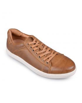 Кафяви мъжки ежедневни обувки Zephir в online магазин Fashionzona
